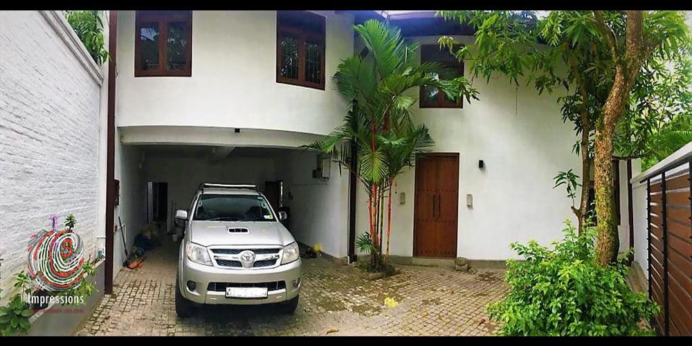 Beautiful 4 bedroom house for RENT in RAJAGIRIYA