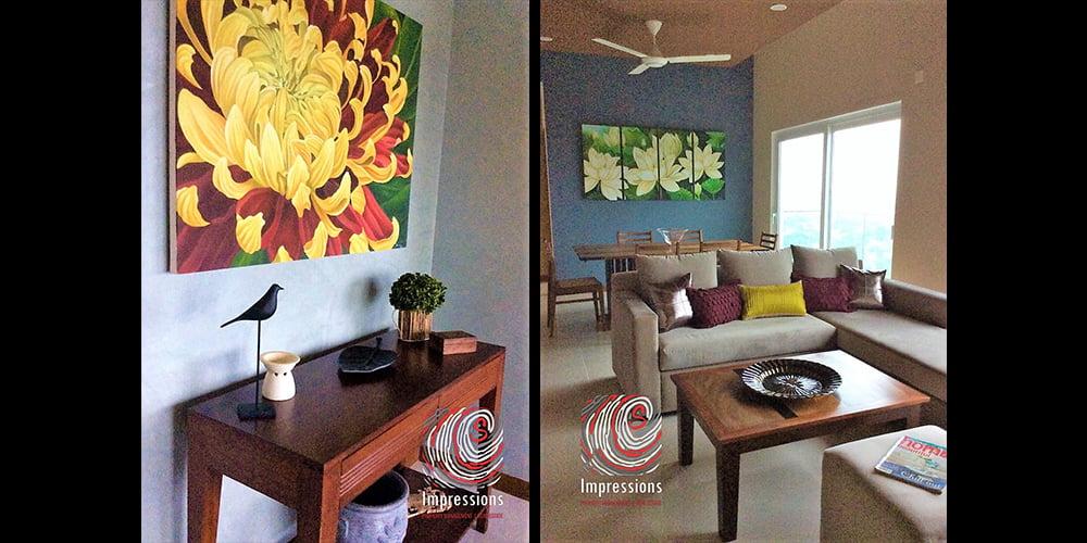 Furnished Apartment at Fairway Rajagiriya for SALE
