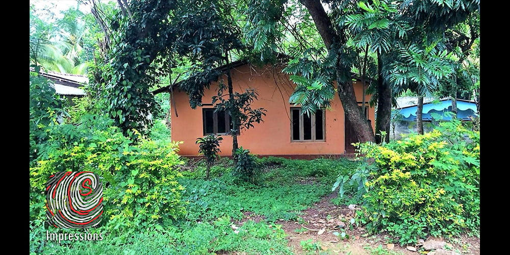 Land with Old House for SALE in DIGANA