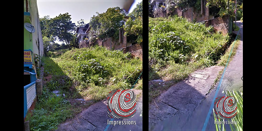 19 perches bare land in Kandy for SALE