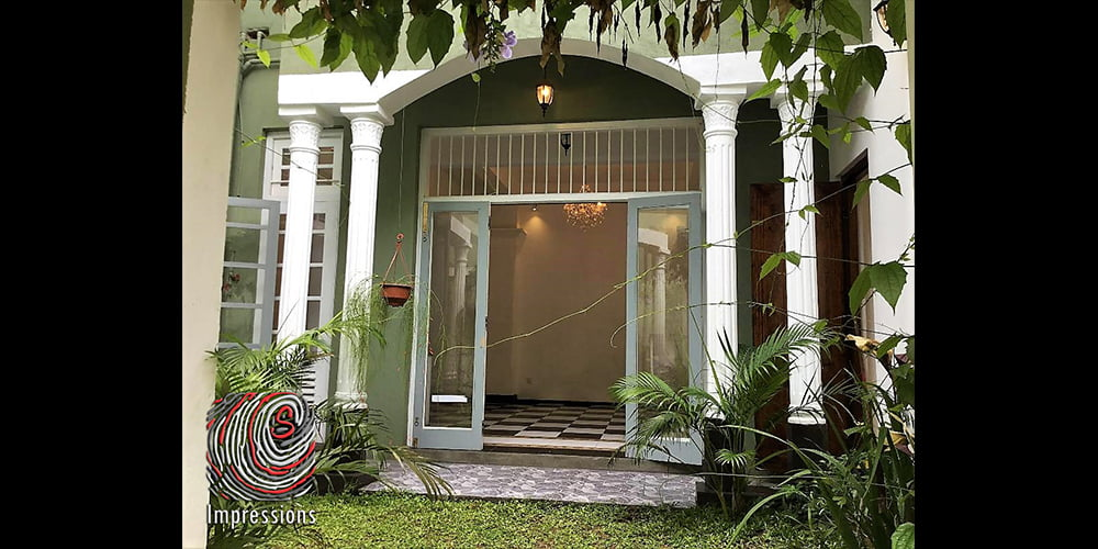 5 bedroom spacious house for RENT in Colombo 08