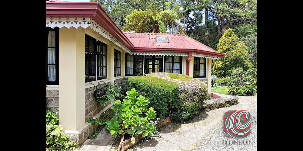 Beautiful 5 room bungalow for rent in Nuwara Eliya