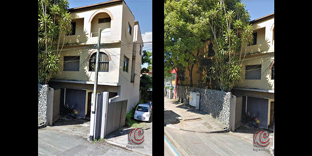 Commercial Land with building for sale in Narahenpita