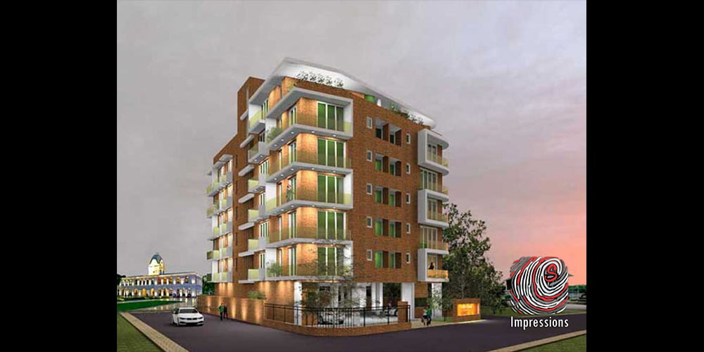 Brand New Apartment for sale at Trillium Colombo 07