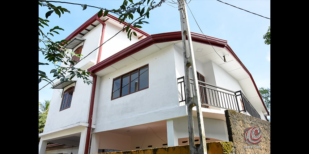 Luxury upstairs annexe for rent in Kotte