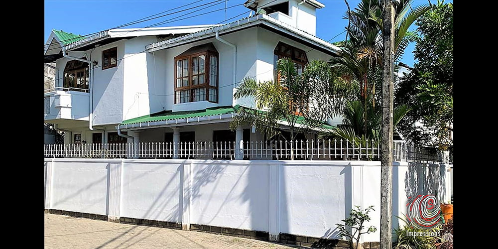 Four bedroom House for RENT in Rajagiriya