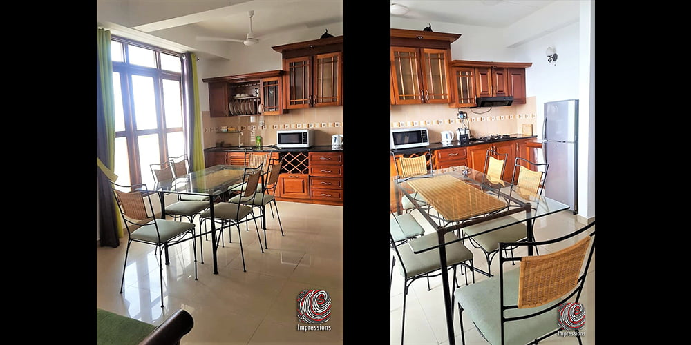 2 bedroom furnished apartment for RENT in Nedimala, Dehiwala