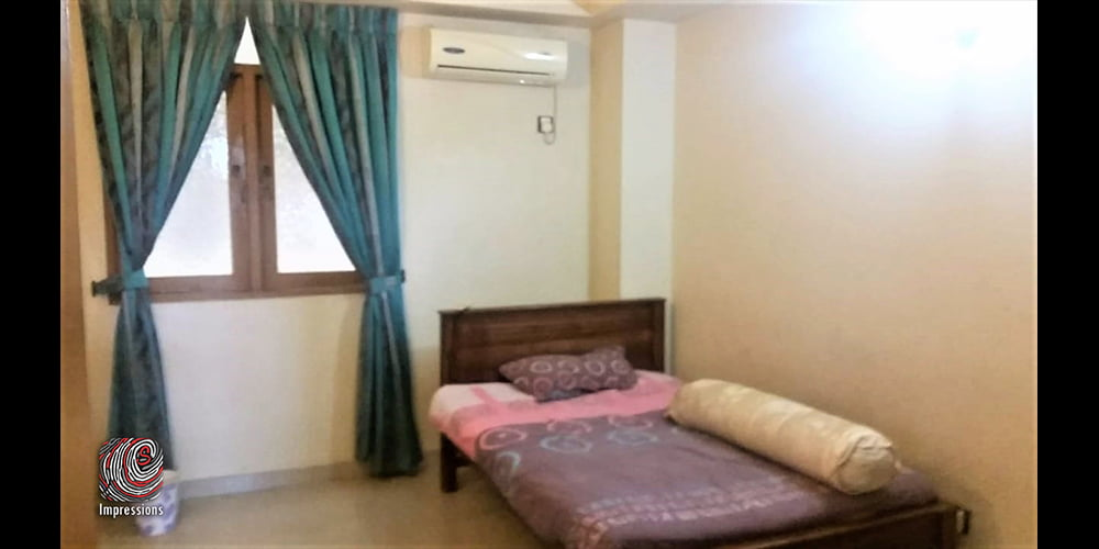 2 bedroom furnished apartment for RENT in Dehiwala