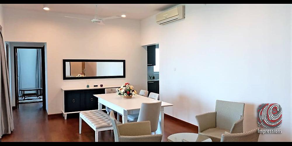 3 bedroom luxury apartment at Elements, Rajagiriya