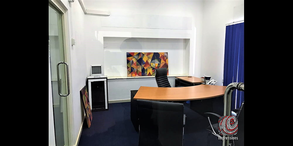 Ground Floor office space available in Colombo 03