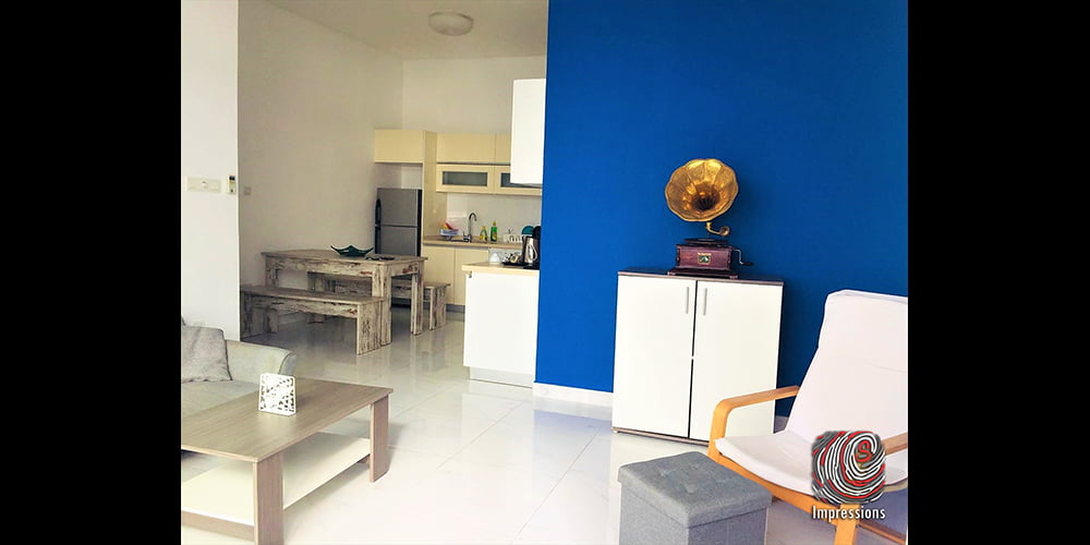 2 bedroom furnished apartment for SALE