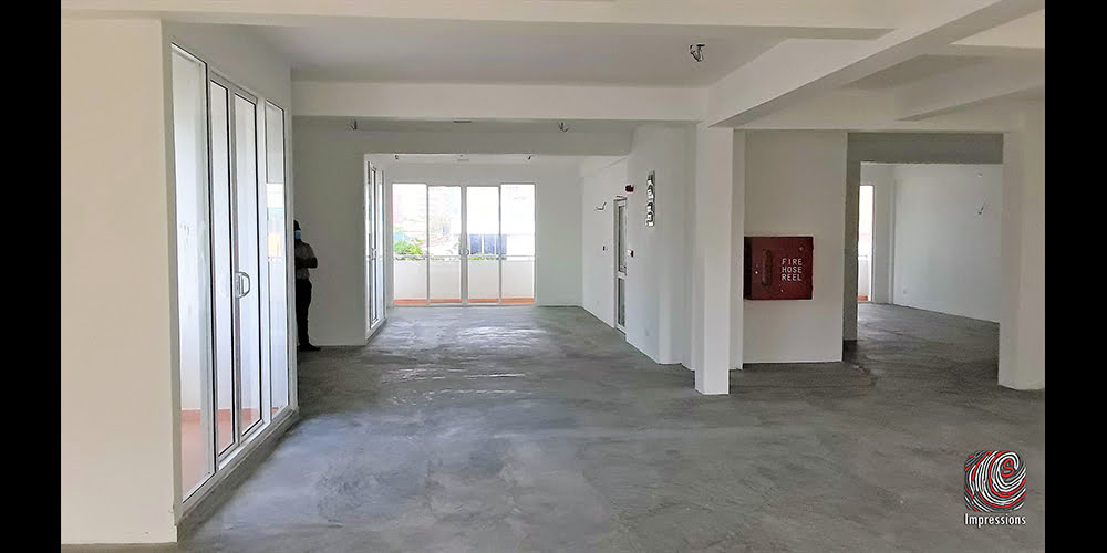 Commercial property for rent on Galle Road, Colombo 03