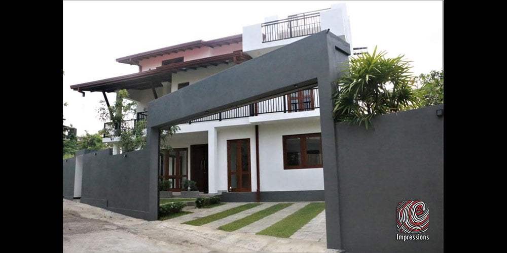 Brand New 4 bedroom house for sale in Thalawatugoda