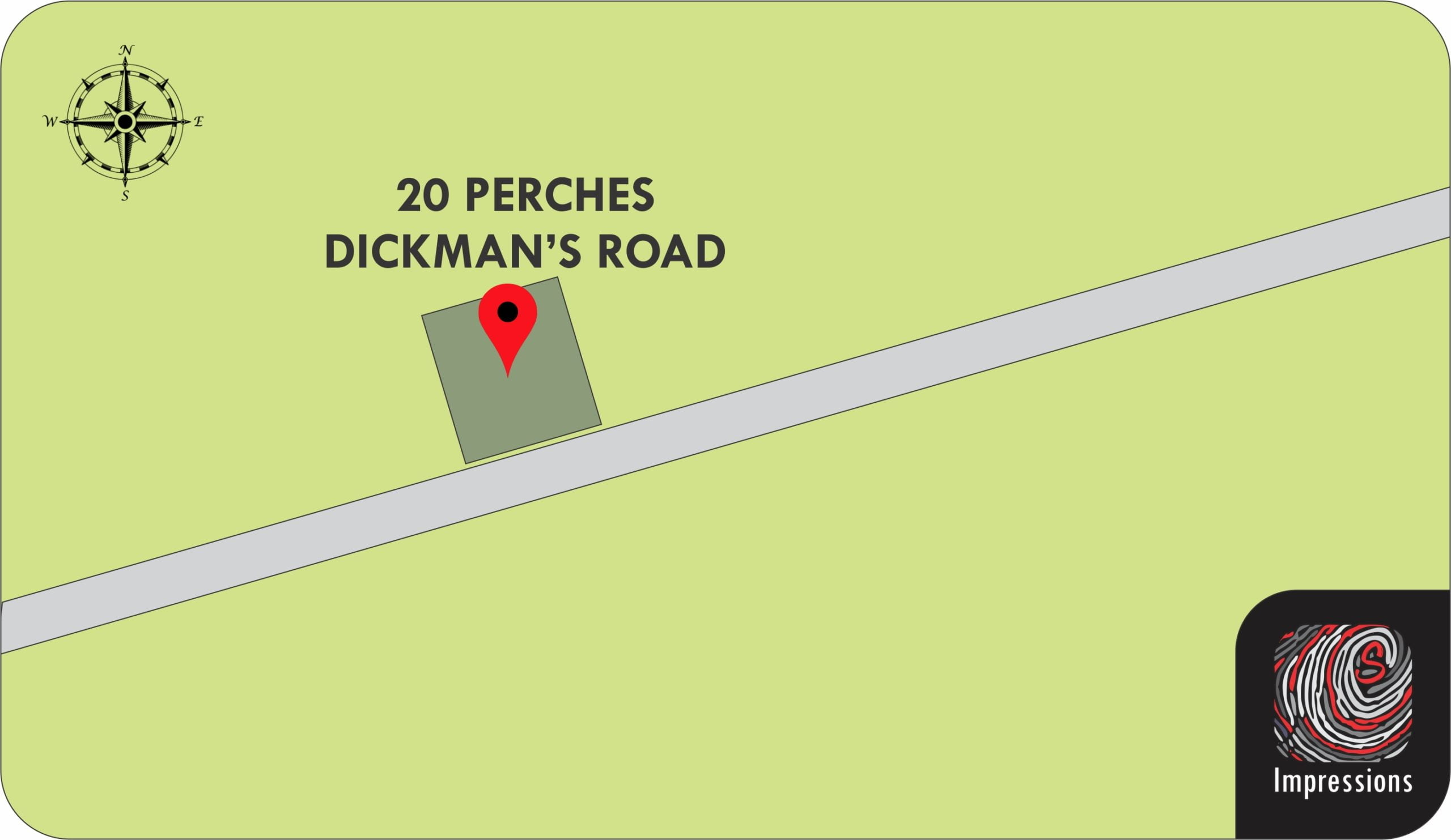Commercial land for sale in Colombo 4