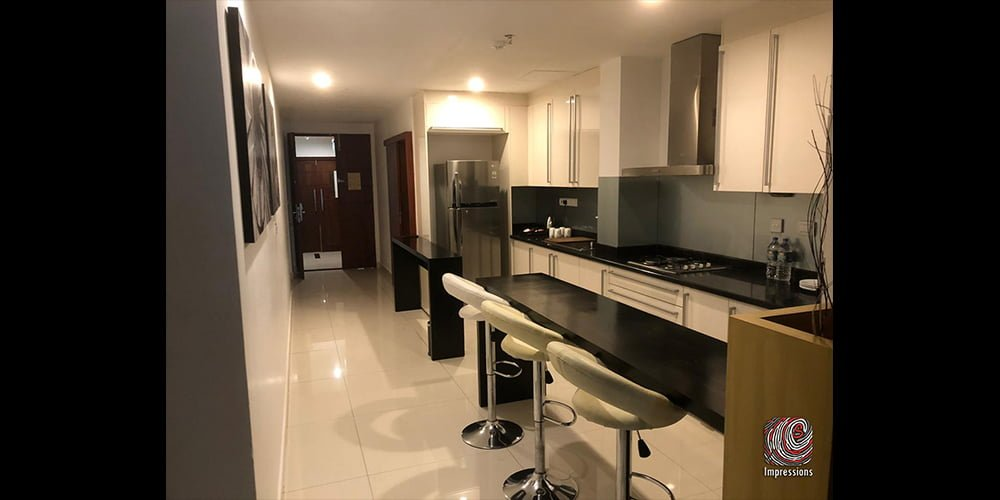 3 bedroom apartment at Platinum One for Rent