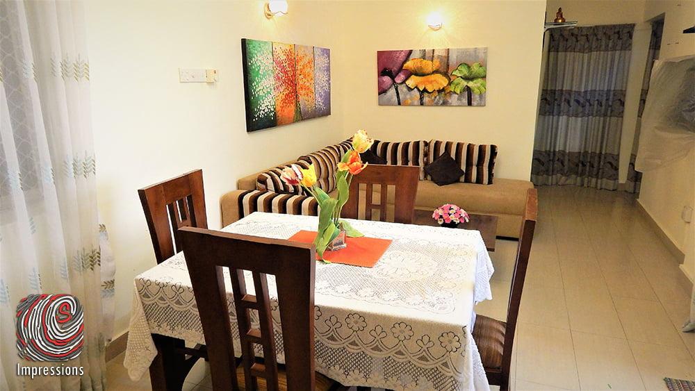 3 bedroom aprtment for rent in Wellawatta