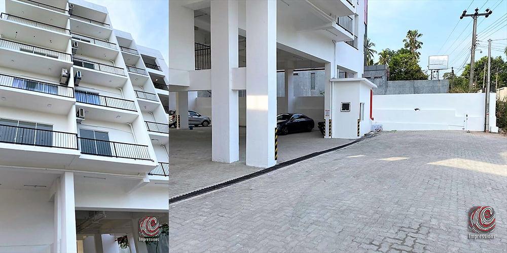 Brand new 3 bedroom apartment for Sale in Thalawathugoda
