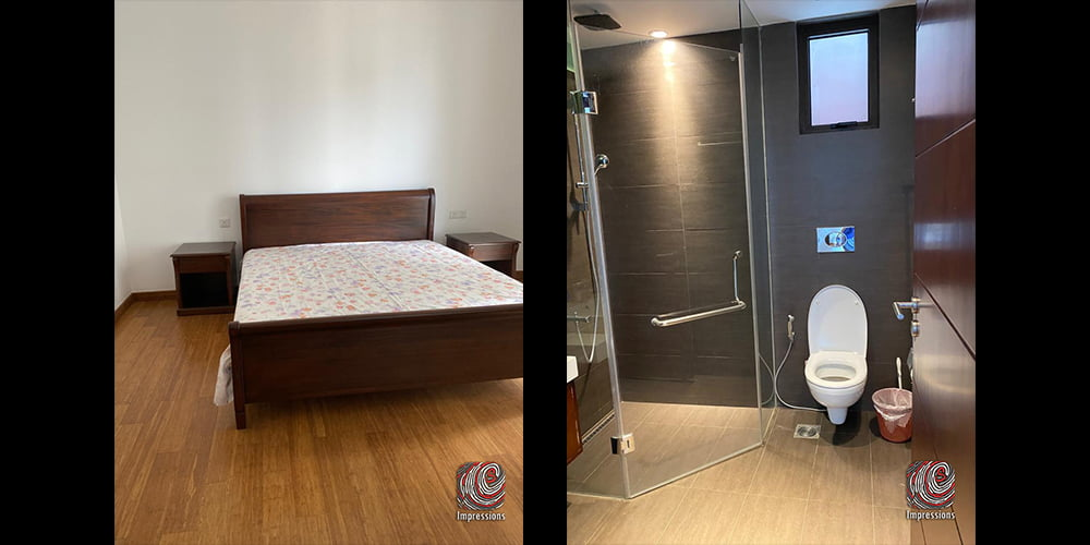 Luxury apartment for rent in Colombo 3