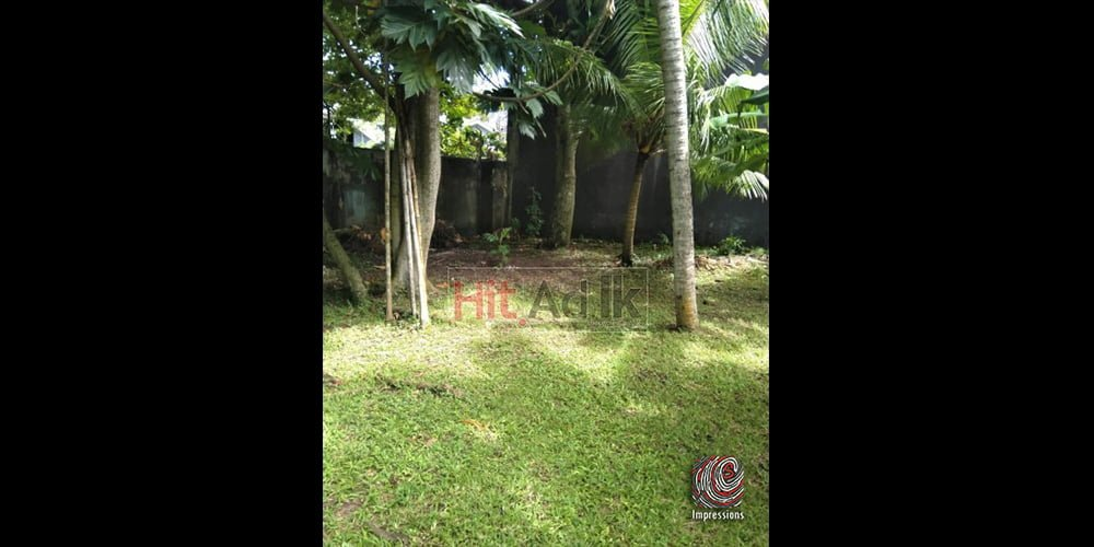 15 perches of prime land for sale at Fairfield gardens
