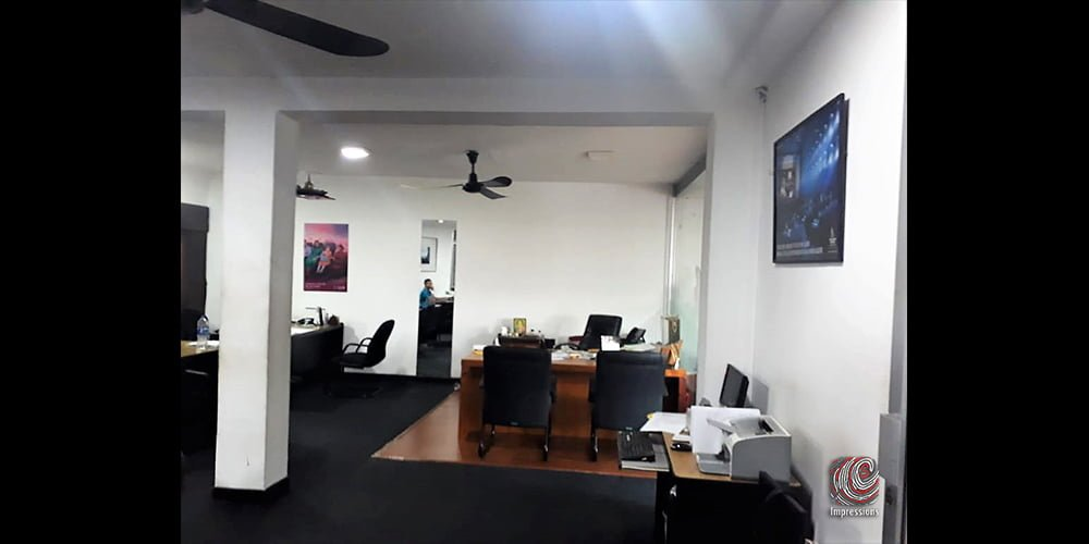 2000 sqft Office Space for rent in Bambalapitiya