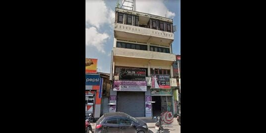 Commercial property on 16.4 perches for Sale in Borella