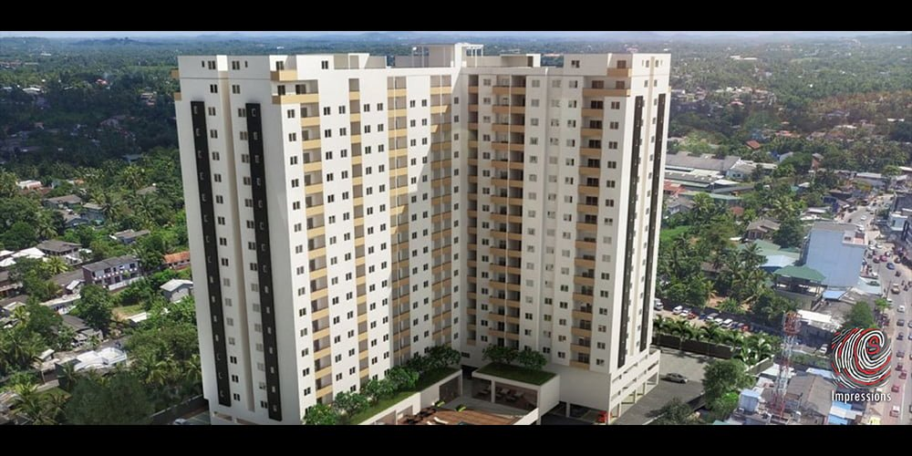 3 bedroom apartment at Urban Homes, Koswatta for Sale