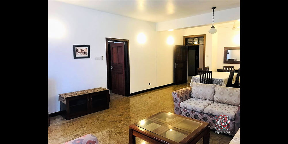3 bedroom furnished apartment in Colombo 3