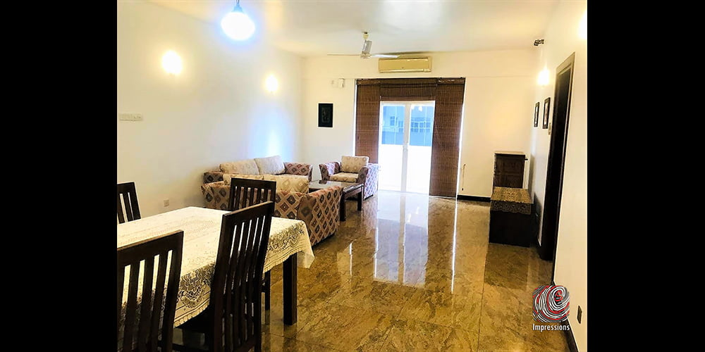 Three-bedroom apartment for SALE in Colombo 3