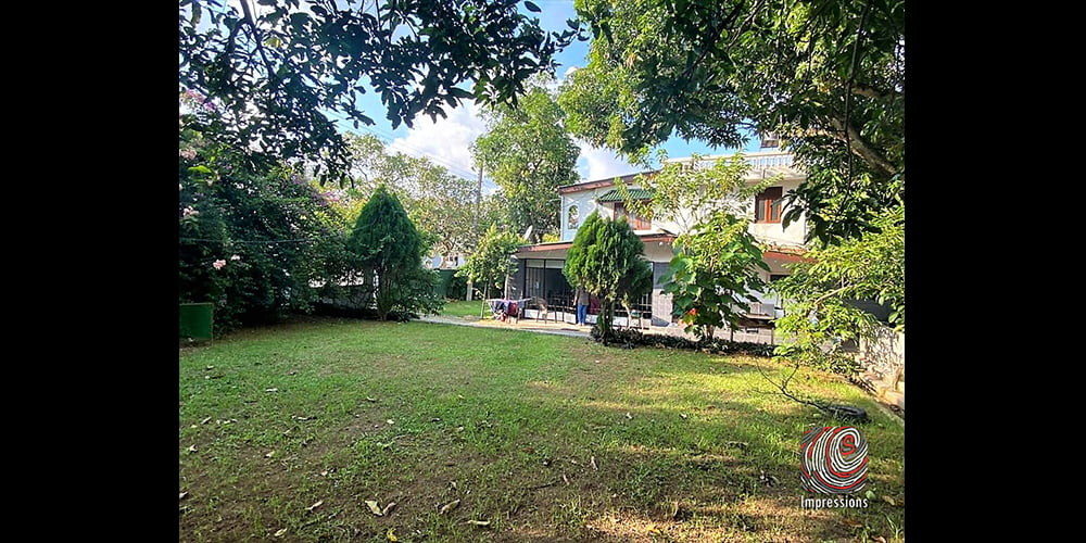 Land with house for sale in Battaramulla